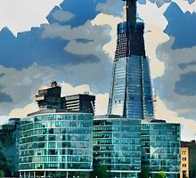 The Shard of Glass by PictureNZ