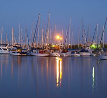 Manly Boat Harbour by Wayne  Nixon
