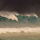Surf at Trannies by Karen Willshaw