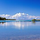 Urunga Estuary - Northern New South Wales by kenhay