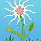 The Fertility Flower by hazyoasis