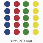 Left Hand Blue by TWCreation