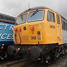 56312 at Railfest 2012 York by Keith Larby