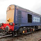 Direct Rail Services at Railfest 2012 in York by Keith Larby