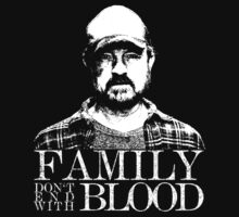 Supernatural - Bobby Singer (Family don't end with blood) by glassCurtain