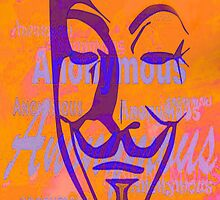 Anonymous by Gary Caruthers