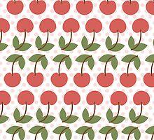 Sweet Cherries by sweettoothliz