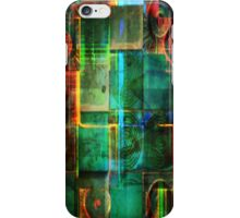 Compartmentalised iPhone Case/Skin