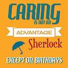 Birthday Caring by KitsuneDesigns