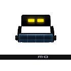 WALL-E MO - Microbe Obliterator by EpicJonny