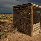 The Lock Up - Mungo National Park NSW by Graeme Buckland