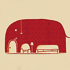 Elephant in the Room by Budi Satria Kwan