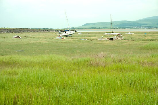 Askam Boats 005 by Colin Bentham