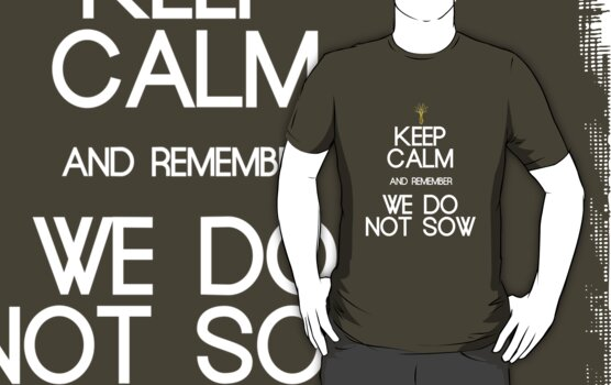 KEEP HOUSE GREYJOY CALM by amanoxford