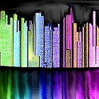 Rainbow city by Deannaliddy1991