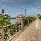 Putrajaya Lake by Adrian Evans