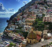 Positano  by IceCool