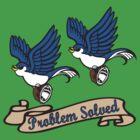 Monty Python Problem Solved by Tardis53