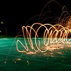 Steel Wool 2 by Douglas Gaston IV