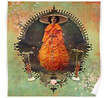 Banks of Eden - Variation I Poster