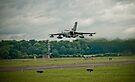 Tornado on Take-off by Matt Sillence