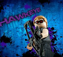 Hawkeye by plopezjr