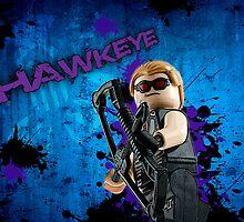 Hawkeye by plopezjr