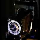 Vintage Kodak Junior Six 20 Camera by Magaly Burton