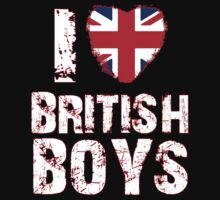 i love british boys by ihsbsllc