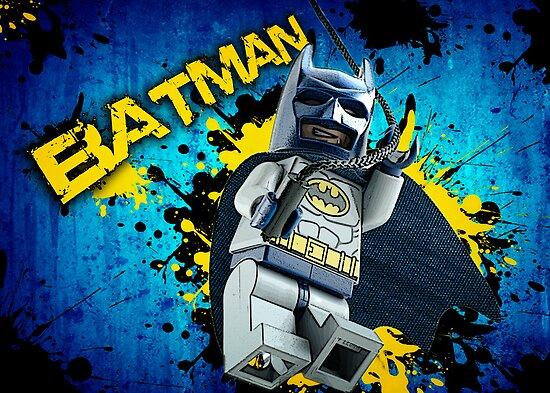 Batman by plopezjr