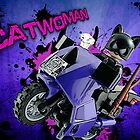 Catwoman by plopezjr