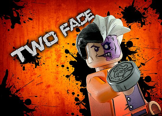 Two Face by plopezjr