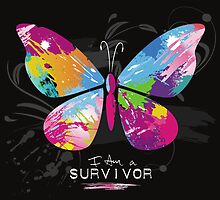 I Am a Survivor by Franchesca Cox