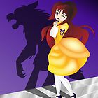 Twisted Tales - Beauty and the Beast by Lauren Eldridge-Murray