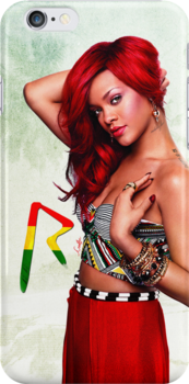 Rihanna - LOUD: iPhone 4 & iPod Touch 4G Design by Creat1ve