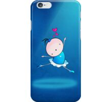 lovely Ballet dance 3 iPhone Case/Skin