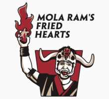 Mola Ram's Fried Hearts by Faniseto