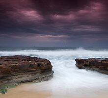 Gateway To The Ocean by Scott Weeding