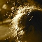 Hair in the wind by brigant