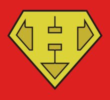 Super Bold & Gold H Logo by Adam Campen