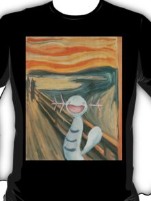 Wooper's Scream T-Shirt
