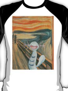 Wooper's Scream T-Shirt