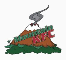 Mountain KFC by Shvanberg