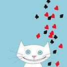 Lucky Lucky Cat by jamface
