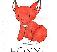 Foxy! by emmapickering