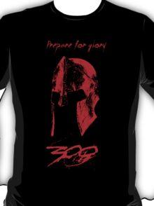SPARTAN HELMET RED T-Shirt