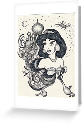 Iconic Jasmine by Kashmere1646