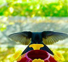 Mmmmm Good Nectar by Al Bourassa
