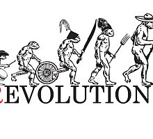 Evolution of Revolution by skoolboiz