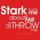 The Avengers - Black Widow quote (variant 1)(dark shirts) by glassCurtain